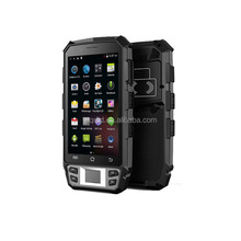 Android pda with uhf rfid scanner, 1d barcode scanner, fingerprint sensor