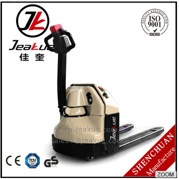 Jeakue 1.8T 2T 2.5T AC power Walkie electric pallet jack