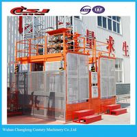 Used Construction Hoisting Machine