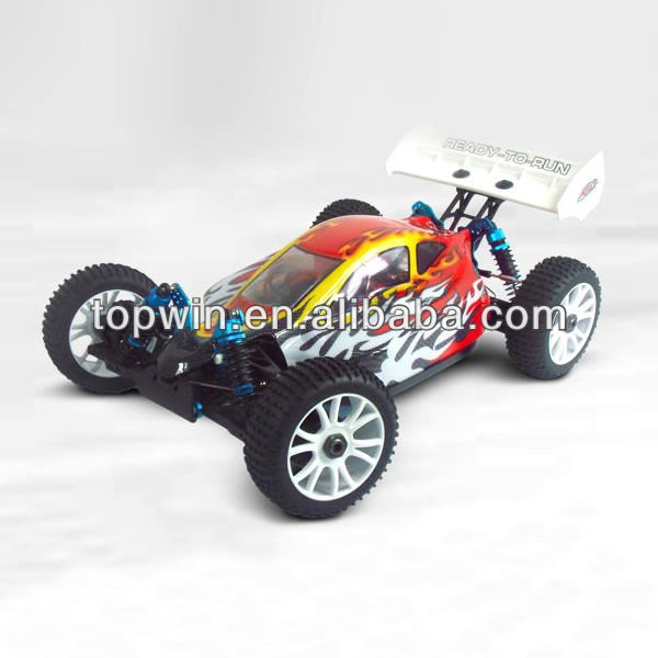 1/8th Sacle Brushless Electric Powered Off Road Buggy