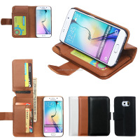 market wholesale cell phone case style for Samsung galaxy Note 5 case wallet PU leather mobile phone case
