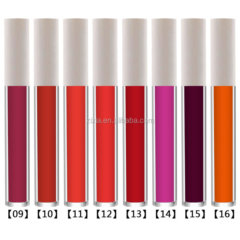 2018 Best matte lip gloss cosmetics makeup beauty and personal care waterproof lipstick