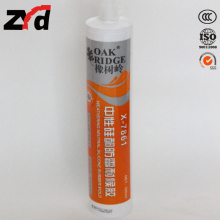 Neutral structural silicone sealant for curtain wall