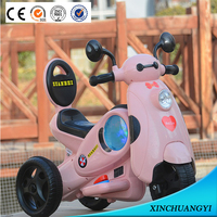 Kids Ride On Motorcycle 6V Battery Powered Electric Toy For Sale