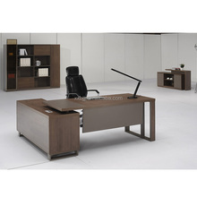 hot modern office executive desk wooden office table from china