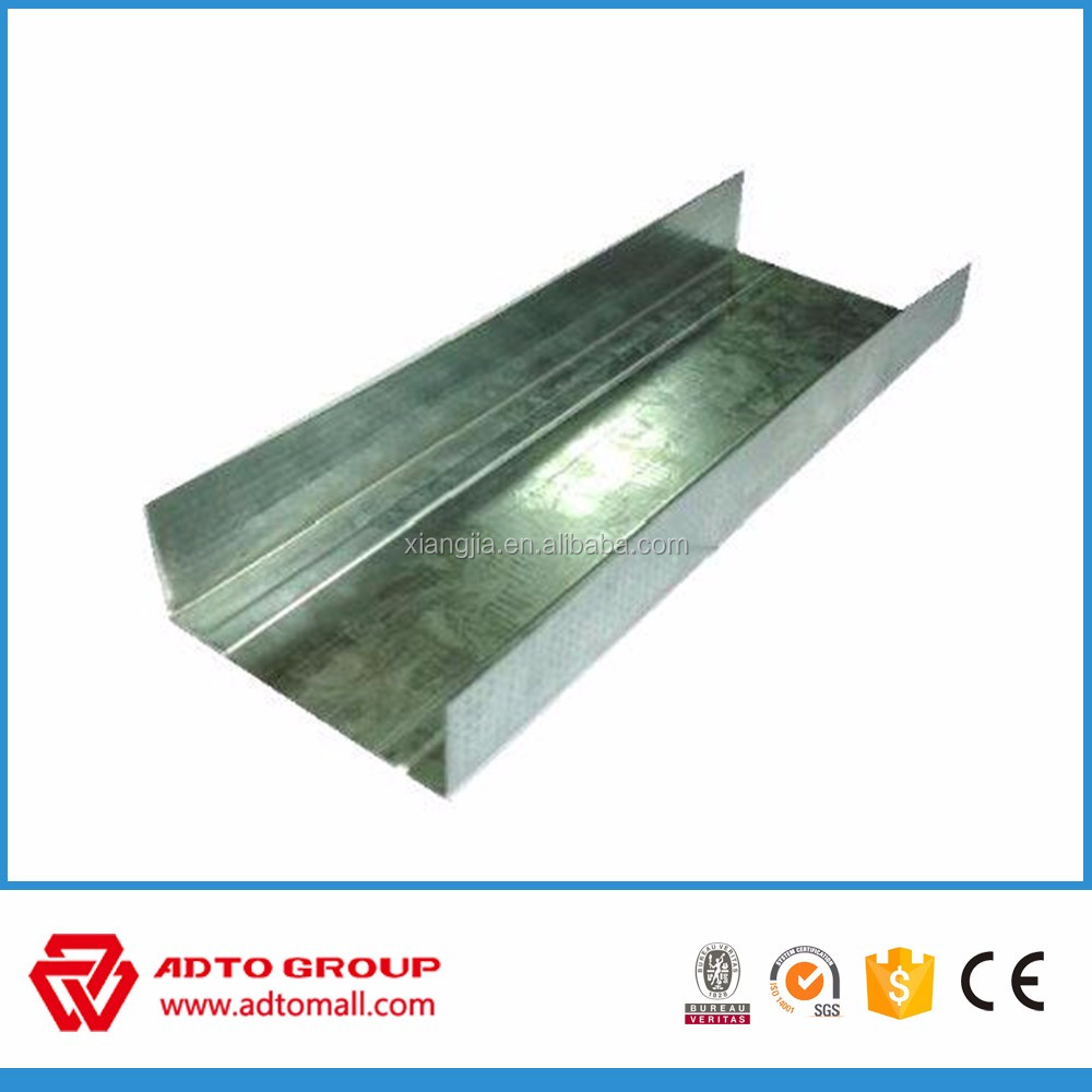 Drywall Partition Track/Stud/Wall Angle