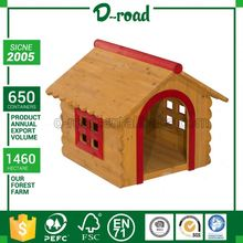 Custom Tag Wooden Novelty Prefab Dog House