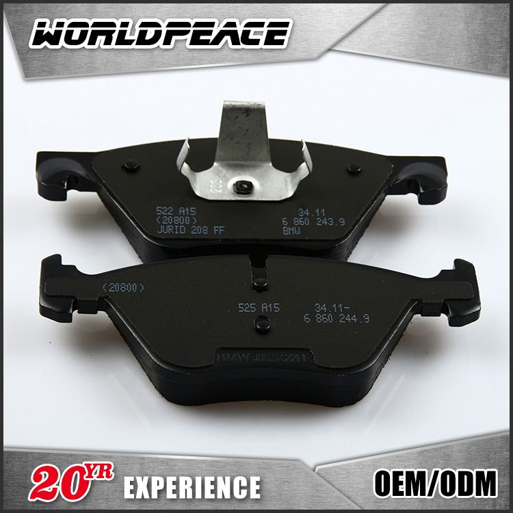 wholesale Auto car Brake Pad manufacturers For Germany car