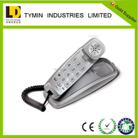 Best listening device telephone with slim shape phone super slim phone corded telephone