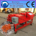 professional and have patent steel pipe rust removing straightening and planting machine