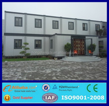 prefab shipping iso container frames hotel ready to build house