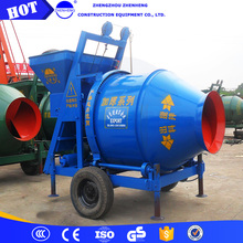 Energy Saving Great Performance ISO Certified JZC350 Electric Industrial Cement Mixer Professional Manufacturer