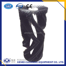 Gemei rotating clean main brush for ride on road cleaning sweeper machine