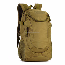 Protector Plus Military MOLLE Backpack Rucksack Gear Tactical Assault Pack Student School Bag 25L for Hunting Camping Trekking T