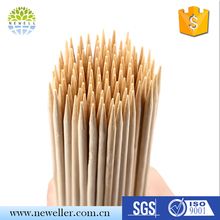 Wholesale different color bamboo skewers soak for Tornado Potatoes