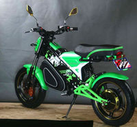 EEC Approved EEC Approved Electric Racing Motorcycle