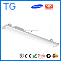 linear highbay light fixture 100w 120w 150w 200w warehouse lighting