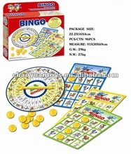 latest education bingo game circle turntable learning game CS35328027