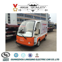 Manufacture Customized electric mini cargo van for Express/transporting food or goods