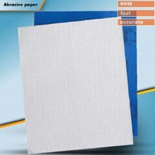 hand use coated wet and dry velcro economical abrasive water sanding paper for paint surface