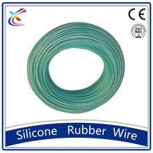high quality 24 awg 200c high temperature heater silicone rubber wire
