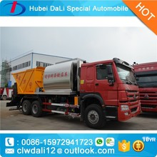 Dali 6x4 Rubber Asphalt Layer truck,asphalt trucks sale,Asphalt Synchronous Chip Sealer