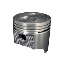High precision motorcycle block piston , automobile block piston , engine piston