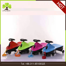 High quality factory price new model children swing car /kids wiggle car baby twist car for baby gift