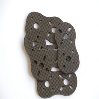 Custom carbon fiber plate cutting parts carbon fiber RC Hobby
