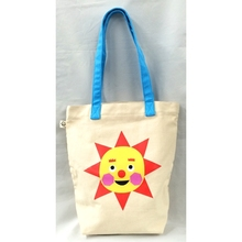 canvas tote/ canvas bag/ eco recyclable shopping cotton bag
