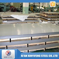 1.5mm thick stainless steel plate 410 12Cr13 1.4006 stainless steel plate