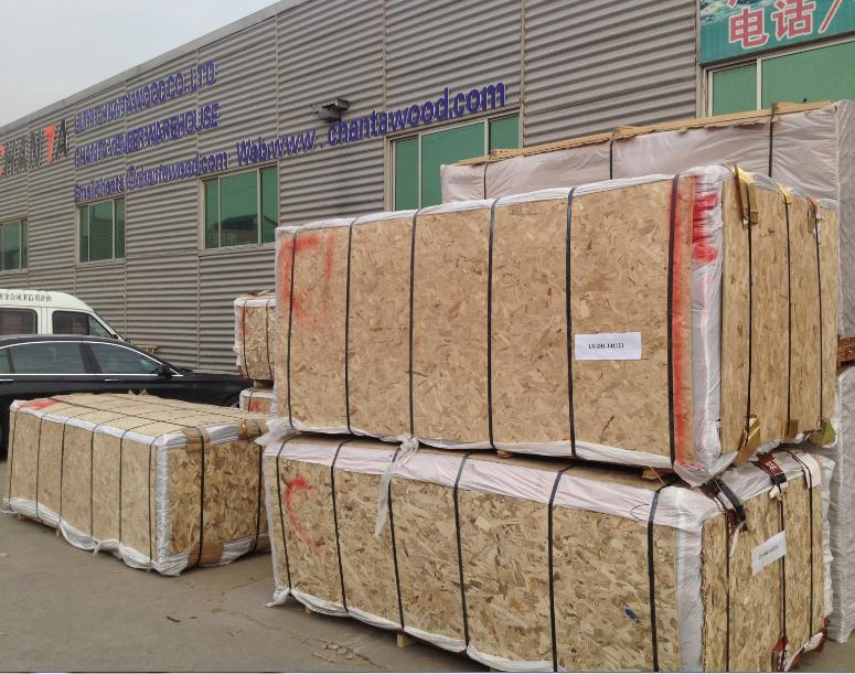 High quality osb board 9mm with high quality