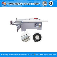 Easy operation vertical wood sliding table panel saw machine with super quality