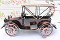 Handmade Tinplate Antique Style Metal Model Car