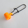 Heavy Duty Fishing Sinker Slide Nickel Black Fish Finder Slide