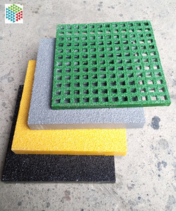 Nantong factory directly supply fiberglass molded tree grating