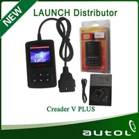 Launch Authorized Agency launch x431 creader v code scanner with lowest price