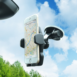 Universal dashboard suction cup car mount bracket car mobile stand cell phone holder