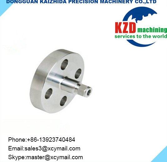 Chinese Spare Parts for Motorcycle with CNC Custom