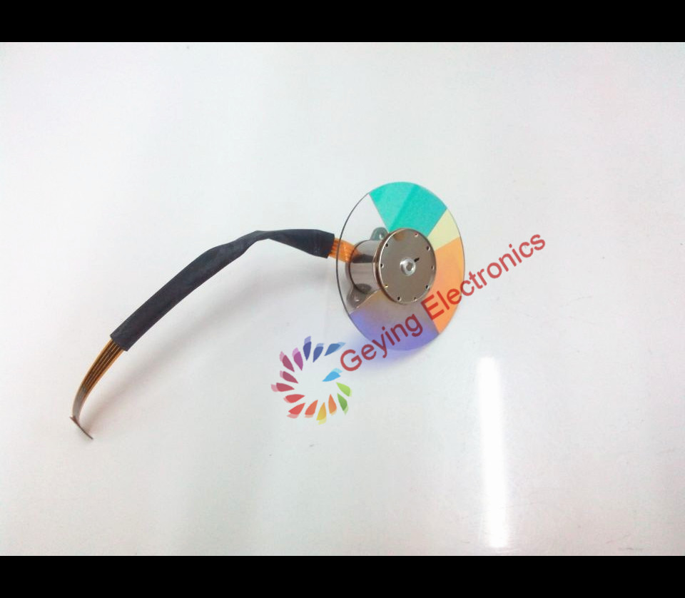 Color Wheel 5 Colors For DLP Projector Mitsubishi WD2000