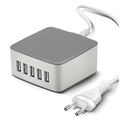 Usb multi mobile phone charger 5 ports universal usbcharger station