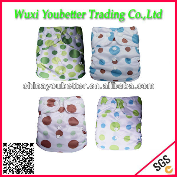 Hot Selling Cheap Cloth Diaper Pattern Baby Diaper Washable Free Shipping