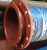 8 inch 10bar rotary flange pipe connection, rubber and gravel suction pipe
