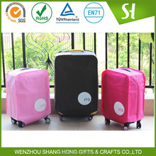 Cheap Factory Customized Large Non Woven Travel Luggage Carrier Bag Cover