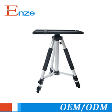 2017 Aluminum various kinds of height black best projector tripod stand