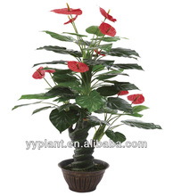 new design garden products exotic and tropical bonsai artificial plant and flowers----0211