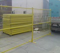 Canada PVC-coating Temporary Security Fence Panel