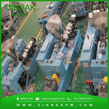 China Selling UPVC CPVC OPVC Pipe Hose Tube Extrusion Line Machine Production Line