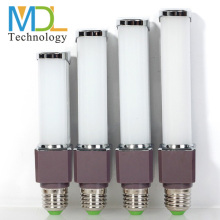 Newest high quality free shipping 6W 8W 10W 12W led e27 smd5730 led plc pl light e27 lamp