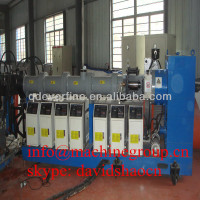 Silicone Rubber Pipe Extruder Machine